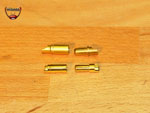 6mm Goldstecker